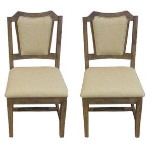 Kajal Side Chair (Set of 2) by Gracie Oaks