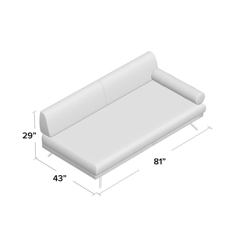 Simonne Modern Sofa Bed
