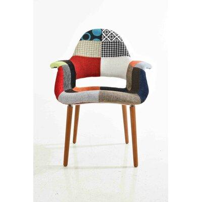 Organic Patchwork Armchair