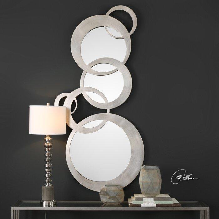 Odiana rings - miroir d\'accent moderne et contemporain Levesque