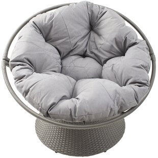 Papasan Removable Cushions Accent Chairs You Ll Love Wayfair