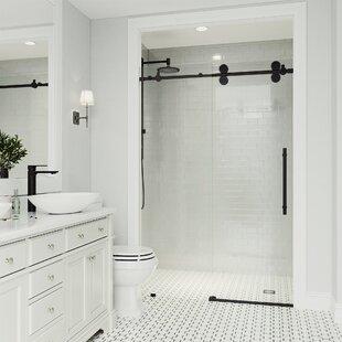 . Find the Perfect Shower Door Shower   Bathtub Doors   Wayfair