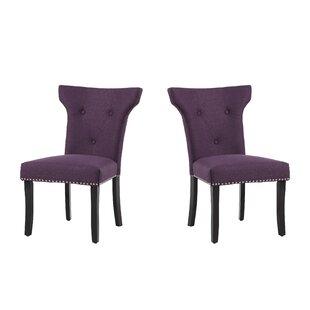 Roseta Upholstered Dining Chair (Set of 2)