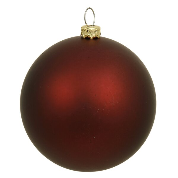 christmas ball ornaments you ll love wayfair