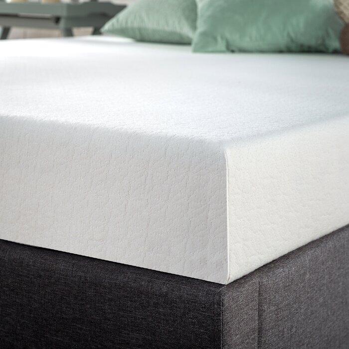6 Firm Memory Foam Mattress