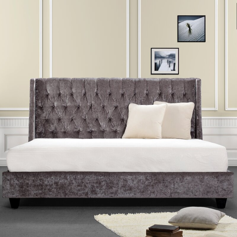 K&enhout Upholstered Storage Platform Bed & House of Hampton Kampenhout Upholstered Storage Platform Bed | Wayfair