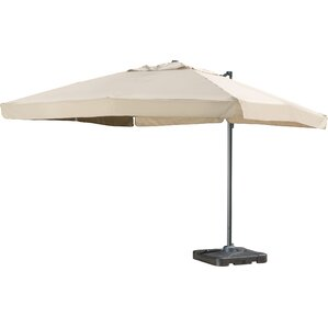 Mendon 10u0027 Square Cantilever Umbrella