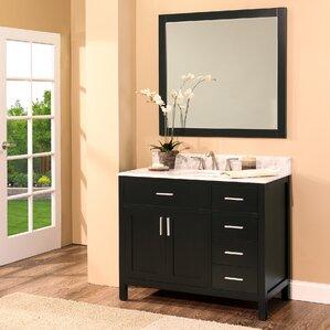 Bathroom Cabinets 36 Inch black 36 inch vanities you'll love | wayfair