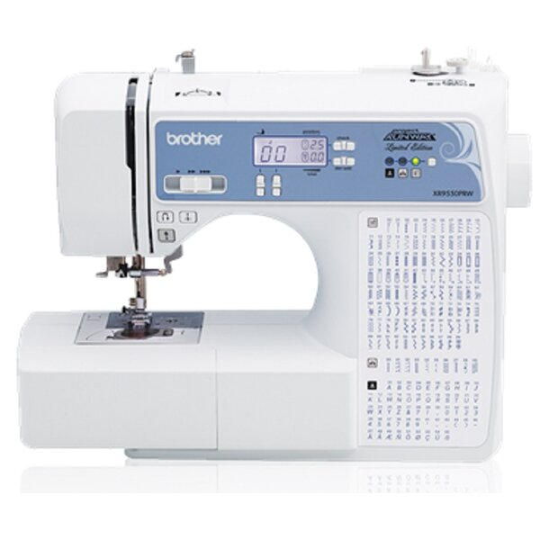 Brother Sewing Quilting Computerized Electronic Sewing Machine Wayfair Fascinating Quilting Needles For Brother Sewing Machine