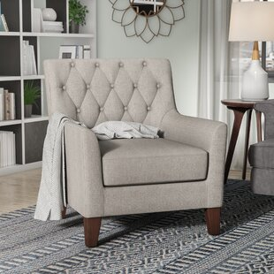 tufted accent chairs you ll love wayfair