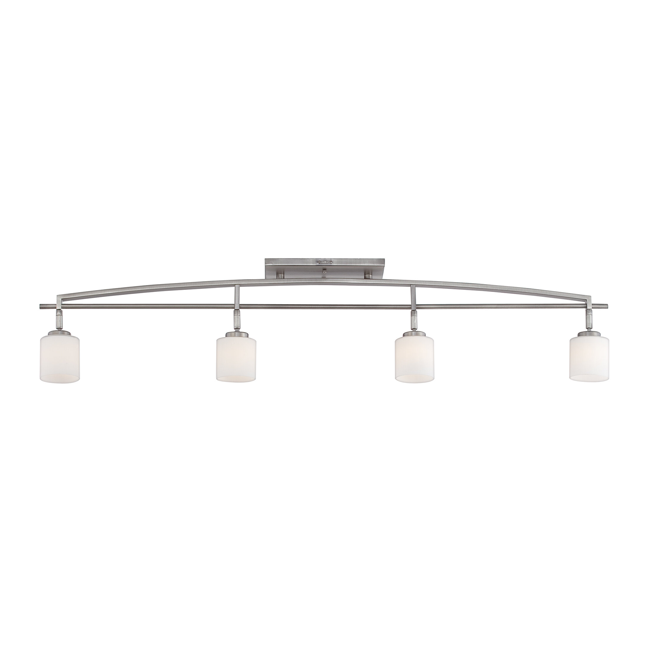sc 1 st  Wayfair & Latitude Run Burchell 4-Light Track Kit u0026 Reviews | Wayfair