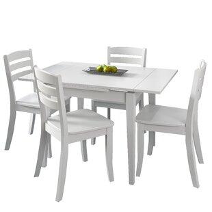 Cream Dining Table Set   Wayfair