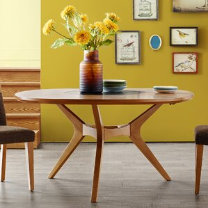 Metro Dining Table by INK+IVY