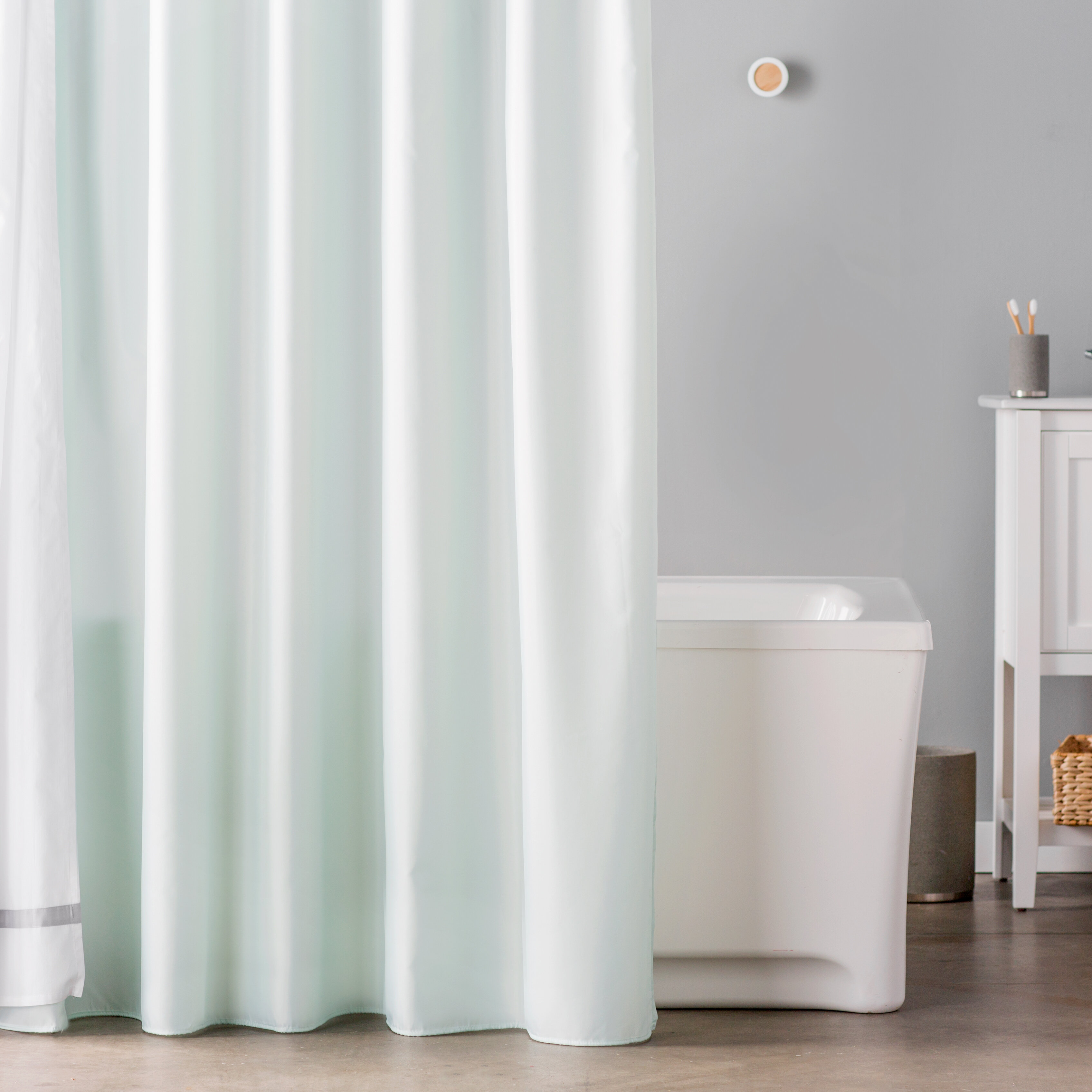 mold curtains fabric farms and resistant manor curtain heavyweight qu water milkweed mildew products shower liner quality hotel