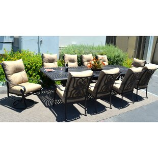 Delicieux Santa Anita 11 Piece Dining Set. By Ku0026B Patio