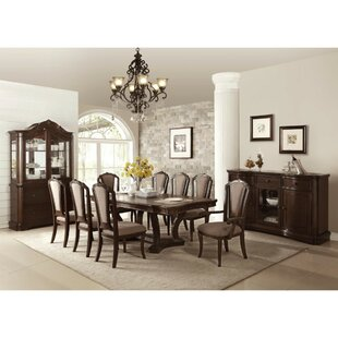 Rothschild Traditionally Charmed Dining Table