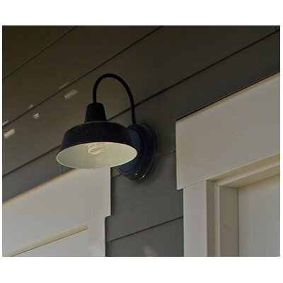 Shamong 1 Light Indoor/Outdoor Barn Light