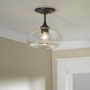 Buy Salter 1-Light Semi Flush Mount!