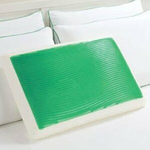 Memory Foam Standard Pillow by Luxury Home