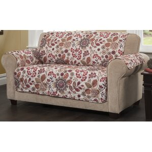 Palladio Box Cushion Sofa Slipcover by Innov..