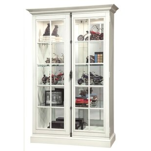Braithwaite Lighted Curio Cabinet Best