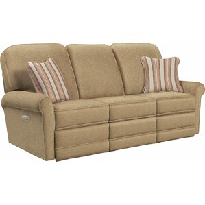 Addison Power Full Reclining Sofa by La-Z-Boy