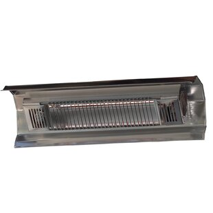 1500 Watt Electric Mounted Patio Heater