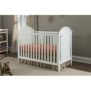 Harper Cottage Crib Detailed Panel