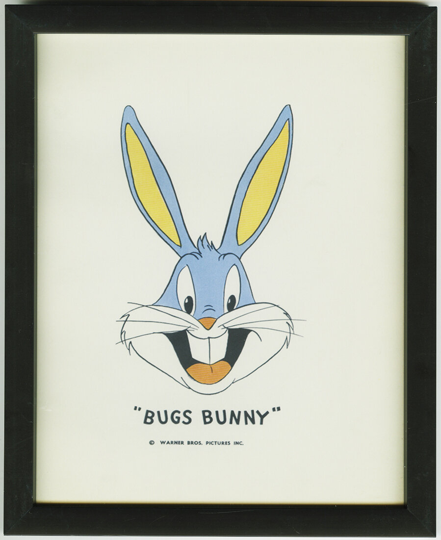 Lord Mischief \'Bugs Bunny\' Framed Graphic Art | Wayfair