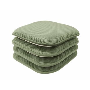 green chair cushions outdoor wayfair quickview sage green chair cushions