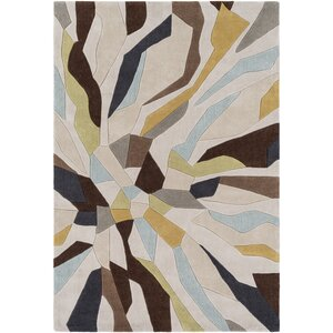Conroy Hand-Tufted Area Rug