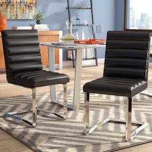 Destan Contemporary Side Chair (Set Of 2) Read Reviews