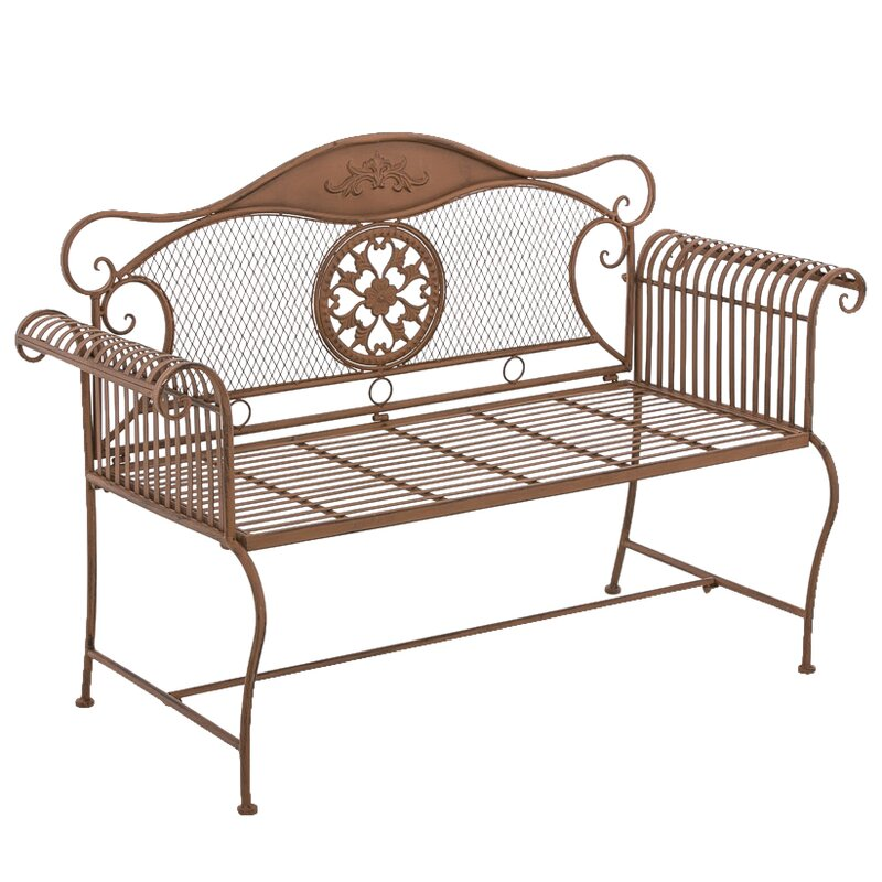 home haus sitzbank aus metall bewertungen. Black Bedroom Furniture Sets. Home Design Ideas