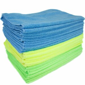 Microfiber Cleaning Cloth, 36-Pack (Set of 36)