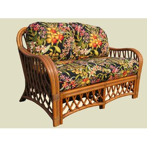 Montego Bay'' Loveseat by Spice Is..