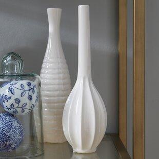 Stoneware 3 Piece Table Vase Set (Set Of 3)