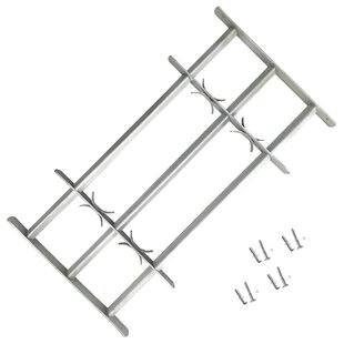 Cowie Adjustable Security Grille for Windows by Lynton Garden