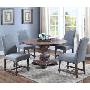 Round Wood Kitchen Table Sets Round kitchen dining room sets youll love wayfair save to idea board workwithnaturefo