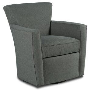 Transitional Swivel Armchair by Fairfield Chair