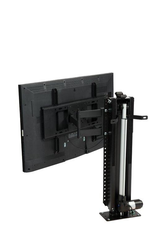 touchstone whisper lift ii pro swivel floor stand mount 65 lcd plasma screen reviews. Black Bedroom Furniture Sets. Home Design Ideas