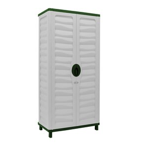Vertical Partition 62 H x 29.3 W x 17.1 D Storage Cabinet