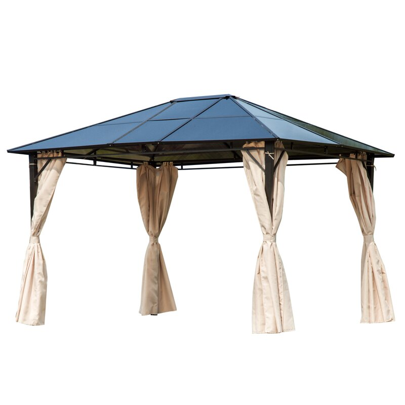 10 X 12 Steel Patio Gazebo