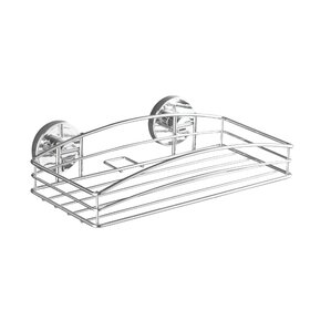 arla stainless steel shower caddy