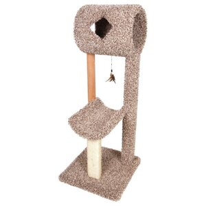 Kitty Cave and Cradle Scratch Post