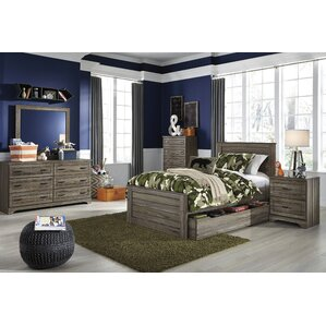 kid bedroom set. Aleah Storage Trundle Panel Configurable Bedroom Set Kids Sets