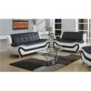 Machelle 2 Piece Living Room Set by Orren Ellis
