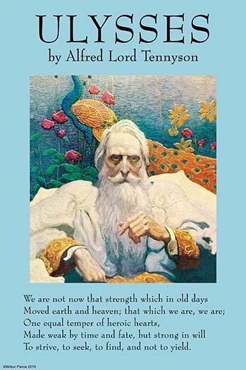 alfred tennyson ulysses