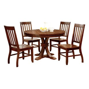 Jared 5 Piece Dining Set Cool