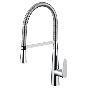 Daweier Daweier Single Handle Pull Out Kitchen Faucet