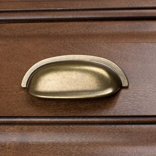 dp furniture drawer to pulls crown style cabinet bail com antique victorian center brass in and amazon pull